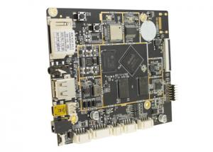 China Quad Core Embedded Linux Motherboard , Processor STB Tablet Industrial Linux Board on sale
