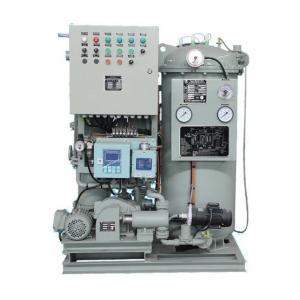 China IMO 107(49) 15ppm Bilge Separator Marine Oily  Water Separator on sale