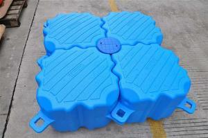 Quality doca de flutuação plástica da água para o trole do caiaque for sale