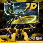 Electric Video Game 7d Cinema Simulator With High Definition Movie
