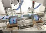 A máquina totalmente automático do empacotador do caso para o aerossol encerramento pode/lata de lata