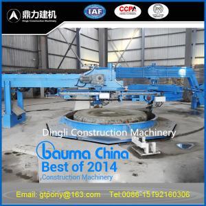 China Vertical Hume Pipe Making Machine for Precast Concrete Pipe on sale
