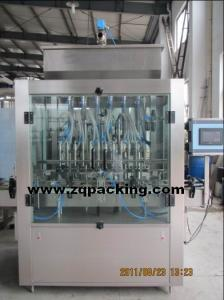 China Rapeseed oil bottling machine into Plastic bottle on sale