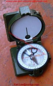 China Dql-7 Military Compass/geology Compass on sale