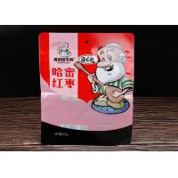 China High Class Custom Food Packaging Bags 9 Colors Printing For Fresh Jujube on sale