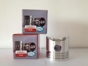 China Silvery Diesel Engine Piston for Single Diesel Engine R170A R170 on sale