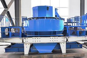 China High Capacity Sand Making Machine on sale
