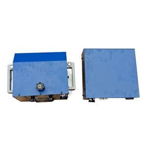 China Pneumatic Marking Machine Datelight Weigh Chassis  , Number Punching Machine FDA Certificate on sale