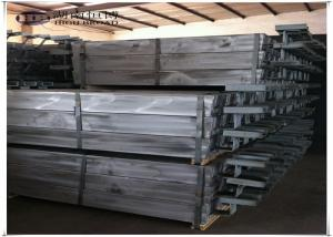China Aluminum Sacrificial Anode for offshore / onshore engineering project supplier