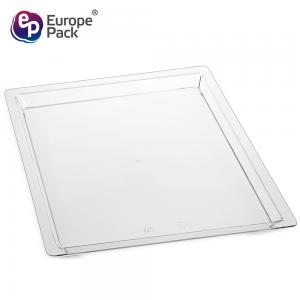 China New products transparent eco-friendly great plastic tray for food on sale