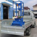 125Kg Loading Capacity Truck Mounted Aerial Work Platform with 8m Lifting Height