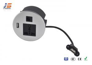 Quality Power Grommets Desktop Flush Mounted Outlet Furniture Outlets For Sale