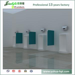 China 2014 hot sale environmental protection phenolic used bathroom partitions on sale