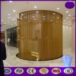 China Aluminum chain door fly screen/chain link type door csreen curtain made in china wholesale