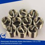 self tapping threaded insert keensert tap lok slotted series threaded inserts color helicoils inserts