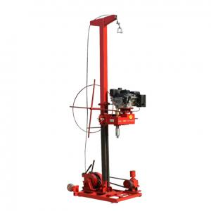 China QZ-3 borehole drilling machines SPT equipment core drilling machine for making threads on sale