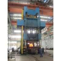 800 ton hot forging open die press machine--hydrualic