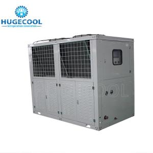 China Maneurop hermetic compressor condensing unit chiller on sale