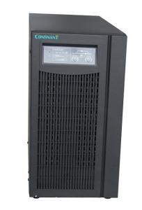 China Intelligent Single Phase UPS Uninterrupted Power Supply High Frequency For TCP / IP Network on sale