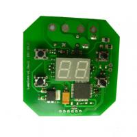 0.5 - 4.0oz FR-1, FR-2 Osp, Gold Plating 2 Layer Control Board PCB Assembly