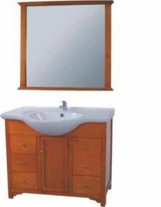 China MDF  Bathroom Cabinet on sale