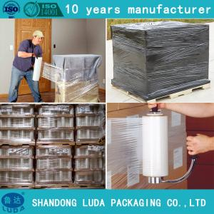 China popular Lldpe Automatic cling wrap Film on sale