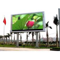 Full color led screen image for hd video display dip p10 outdoor