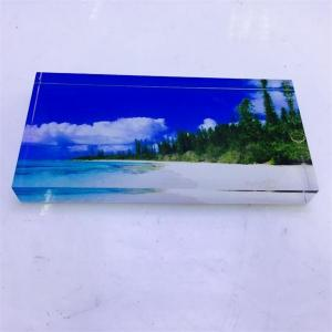 China High quality acrylic block/hot sale paper weight new arrivals on sale