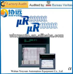 China yokogawa paper chart recorder temperature recorder uR10000 436102 on sale