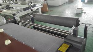China Seal Gasket Carpet Making Machine Servo System Dual Function Tool Head on sale