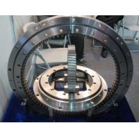 Compact Design Internal Gear Aerial Lifts slewing ring bearing ( 408 - 4726mm )