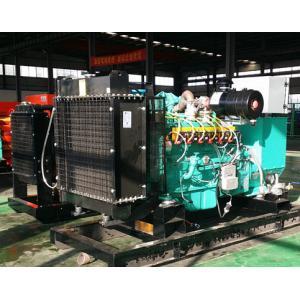 China 3自動電圧調整器が付いている段階40KW 50Hzのガスのバックアップ ジェネレータ on sale