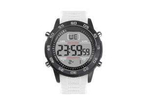 China Shock Resistant Digital Plastic Sports Watch 5cm Dial Diameter With Alarm Function on sale