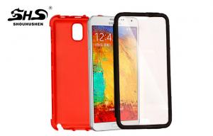 China 2-in-1 Tough Screen Cell Phone Protective Covers For Samsung Galaxy Note3 on sale