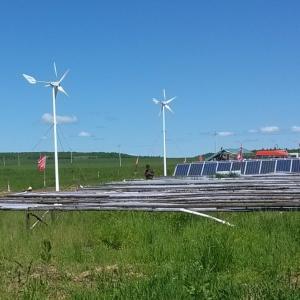 China fora do gerador de vento máximo da fonte de alimentação 800W da família da grade on sale