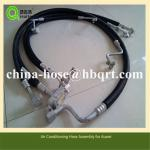 China Rubber Black colour R134a Auto Air Conditioning hose assembly wholesale