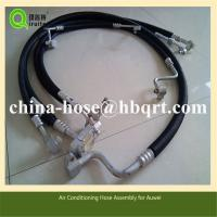 Rubber Black colour R134a Auto Air Conditioning hose assembly