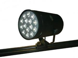 China High Bright 100 - 110 lm / W 15W Commercial Dimmable Led Track Lighting Fixtures / Lamps on sale