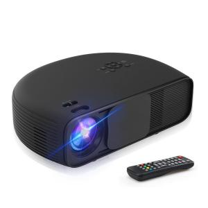 China Upgrade Android 8.0 LED smartphone portable cinema lcd Full HD home theater projector CL760 on sale