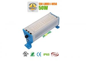 China IP65 6000lm 50w industrial linear led lighting 50 watt 30 × 70 beam angle on sale