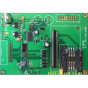 China Quick Turn Rigid PCB board Assembly / Printed Circuit Board Assembly on sale