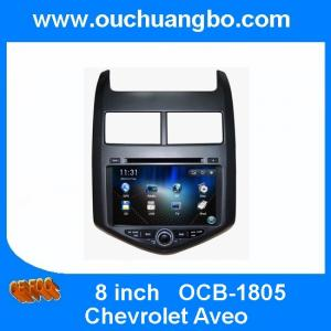 China Ouchuangbo car Multimedia System for Chevrolet Aveo DVD Radio Bluetooth  Audio Player on sale