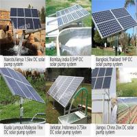 China water pump 24v dc motor solar submersible pump price mini screw water pump farm irrigation lift pump solar system on sale