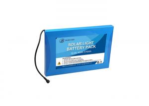 China Solar Street Light LiFePO4 Battery Pack 12.8V 45Ah LFP32700 Cells 4S9P Assemble on sale