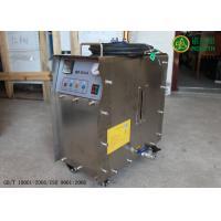 China mini Portable électrique de chaudière de générateur de vapeur du laboratoire 4.5kw une fois on sale
