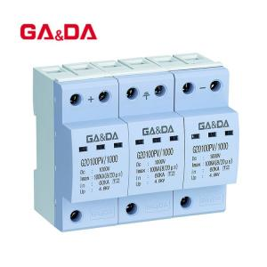China In20KA Up3.6KV nominal discharge current SPD , solar PV surge protection device on sale