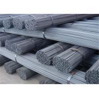HRB400 Grade Deformed Steel Bars , ASTM Construction Iron Rod Length 12m