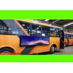 China Front - Maintained P5 Mobile Bus Led Display Screen , SMD3528 Bus Led Sign wholesale