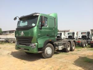 China A7 Two Axle Prime Mover Trailer / Tractor Head Truck Model ZZ4257V3247N1B on sale