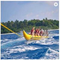 Inflatable Ocean Rider Banana Boat Stable With High Load - Carrying Capacity
